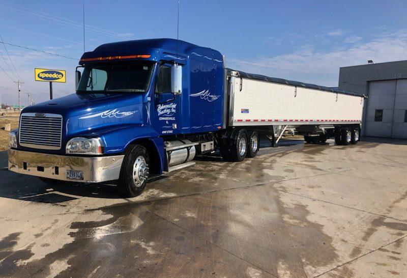 Grain trucks & workers compensation insurance